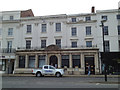 SP3165 : Barclays Bank is having a refit, Lower Parade, Royal Leamington Spa by Robin Stott