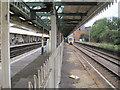 TQ3983 : Plaistow Underground station, Greater London by Nigel Thompson