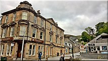 NN1073 : Cameron Square, Fort William by Chris Morgan