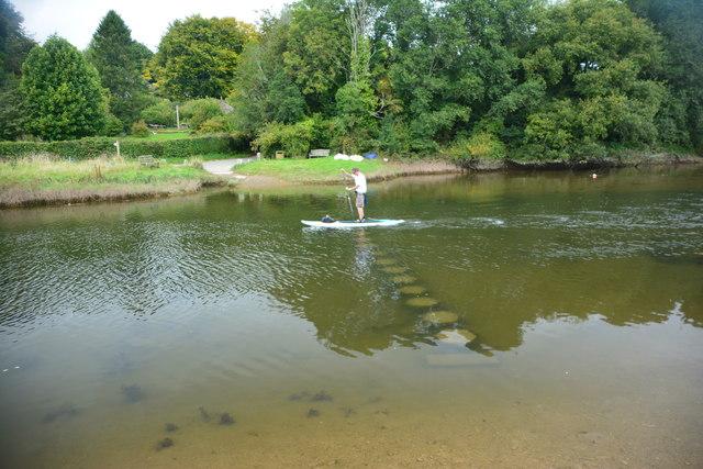 Lerryn Tidal Crossing