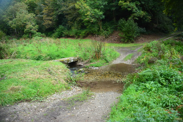 Millcoombe Bridge Ford