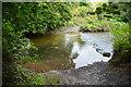 SX2355 : Milcombe Tidal Ford by John Walton
