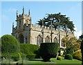 SP0327 : Sudeley Castle - St Mary's church by Rob Farrow