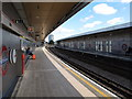 TQ2380 : Wood Lane Underground Station by David Hawgood