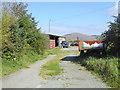 V8036 : Farmyard at Caher by Oliver Dixon