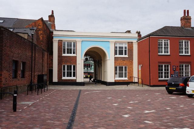 Zebedee's Yard, Hull
