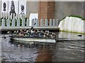 ST3160 : Dismaland - Refugees  by Rob Farrow