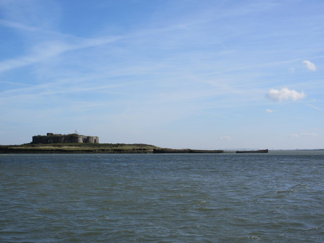 Fort Darnet and Sheppey Bridge