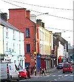R1388 : Ennistimon Main Street by Gordon Hatton
