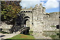 SH6076 : The Gate next the Sea at Beaumaris Castle by Jeff Buck