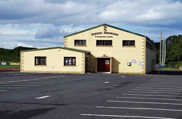 skreen dromard community centre p l chadwick geograph ireland