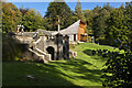 SD3394 : The Yan, art gallery, at Grizedale by Ian Greig