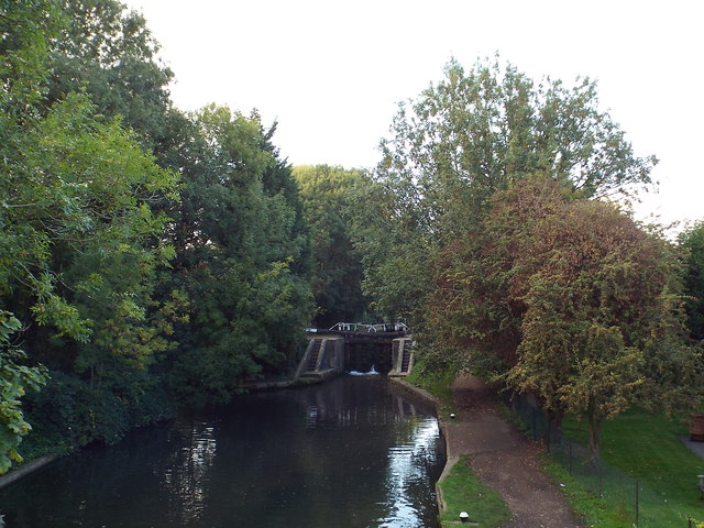 Grand Union Canal at Kings Langley