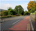 SO2603 : Early autumn colours in Church Road,  Abersychan by Jaggery