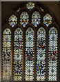 ST7564 : St Barbe window, Bath Abbey by J.Hannan-Briggs