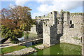 SH6076 : Gate and Dock at Beaumaris Castle by Jeff Buck