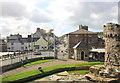SH6076 : The view towards Castle Street by Jeff Buck