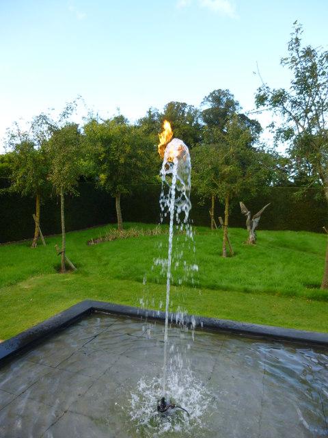 Waterflame At Houghton Hall Norfolk 169 Richard