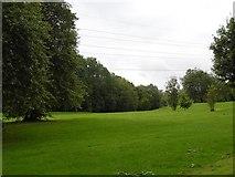 NS5161 : Househill Park by Richard Webb