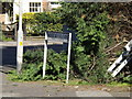 TQ5792 : Mascalls Lane sign by Geographer