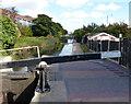 SP1391 : Minworth Top Lock No 1 on the Birmingham & Fazeley Canal by Mat Fascione