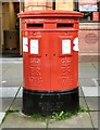 SH7882 : Double EIIR postbox LL30 147 by Gerald England