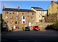 SO2603 : Four storey building, Old Road, Abersychan by Jaggery