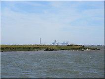 TQ8070 : Darnet Ness and Grain Power Station by David Anstiss