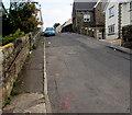 SO2509 : Ellick Street handrails, Blaenavon by Jaggery