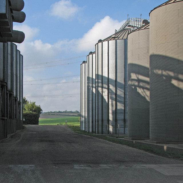Camgrain silos