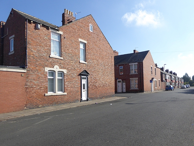 Lucock Street, South Shields