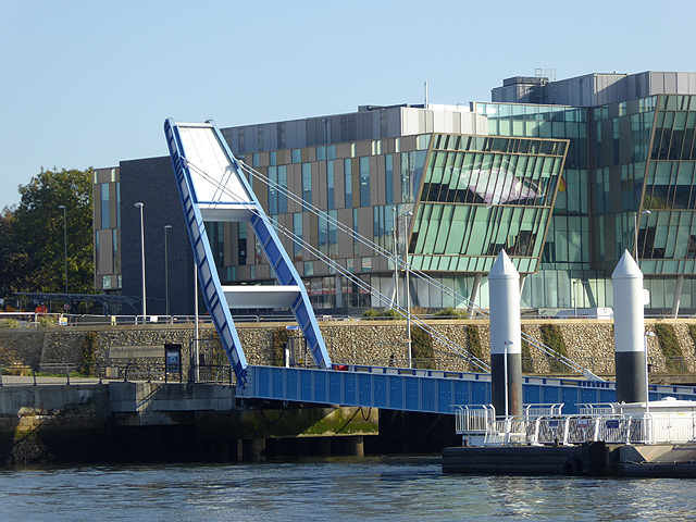 Ferry ramp, South Shields