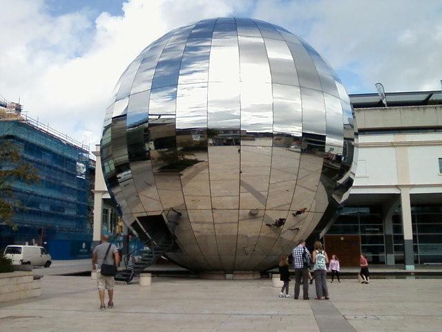 @T Bristol planetarium