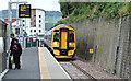 NT4936 : Galashiels railway station by Thomas Nugent