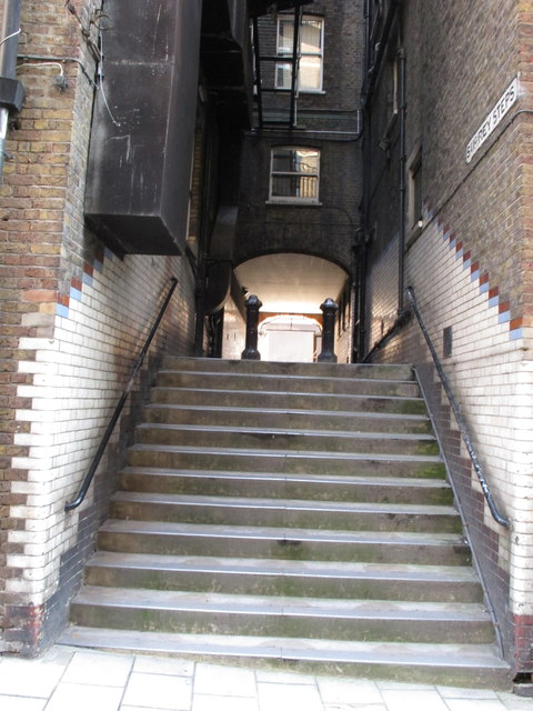 Surrey Steps, Surrey Street, London