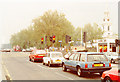 TQ3881 : East India Dock Road, Poplar 1991 by Ben Brooksbank