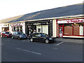 N8919 : Shops on Friary Road, Naas by Oliver Dixon