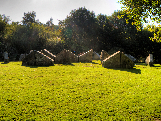 Burrs Country Park, Stone Cycle