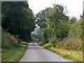 TL6148 : Webb's Road by Robin Webster