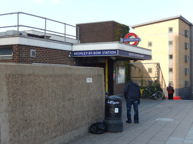 Bromley by Bow Station