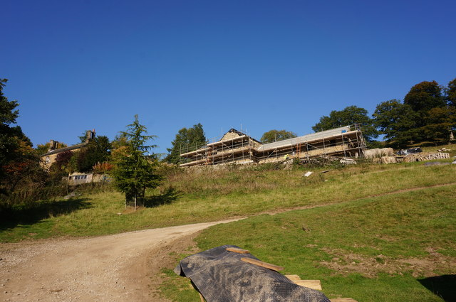 Calton Barn, Chatsworth