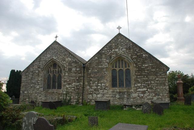 Eglwys Garmon Sant - Saint Garmon's church