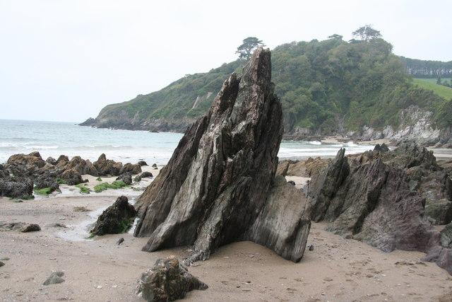 Rocks at Owen's Point