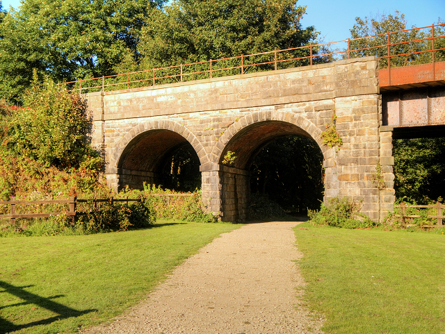Burrs Country Park, Calrows Viaduct