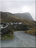 NY2213 : Honister Slate Mine by Dave Thompson
