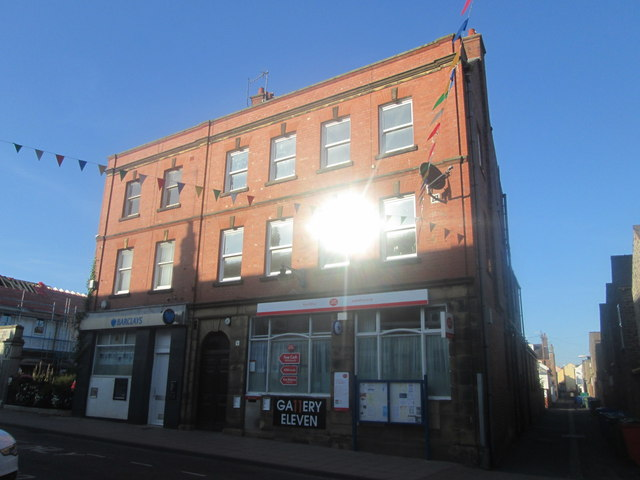 Post Office, Filey