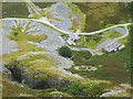 NY4407 : Steel Rigg Quarry and Reservoir Cottage, Kentmere by Karl and Ali