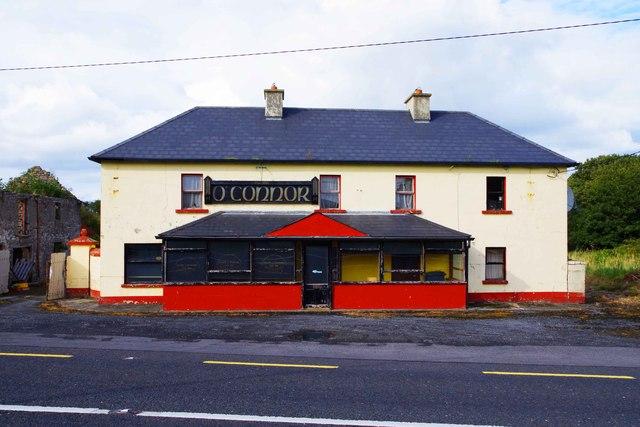 former o connor public house 1 near p l chadwick cc by sa