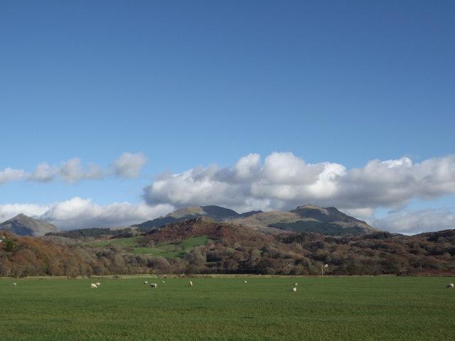 Moelwyn Mawr and Moelwyn Bach, Snowdonia