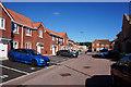 TA0833 : Dovestone Way, Kingswood by Ian S